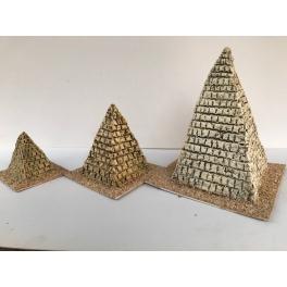 Piramide belenes carton piedra 7 cm belenes puente tocinos - Belenes puente tocinos ...