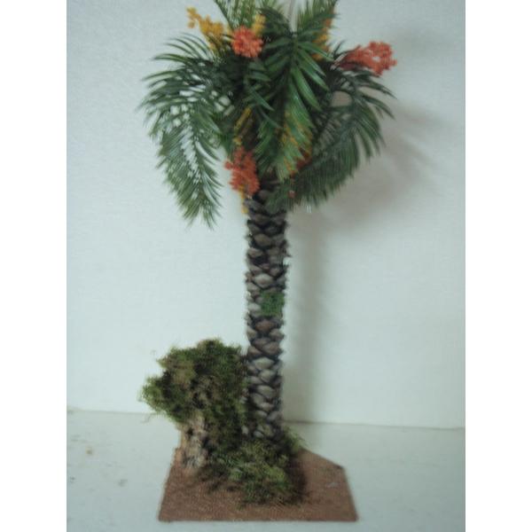 Belenes palmeras belen navidad puente tocinos murcia - Como hacer una palmera artificial ...