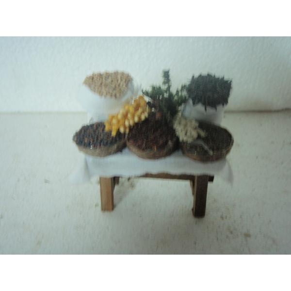 Mesa madera med belen especies 95x50x60 belenes puente - Belenes puente tocinos ...